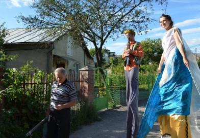 Wiz-Art 2013 / День 1. Кіно на районах